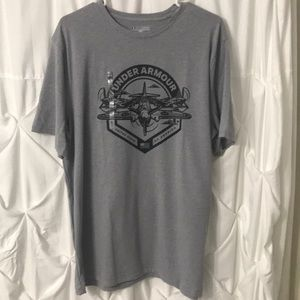 Under Armour United States of America Airplane tee